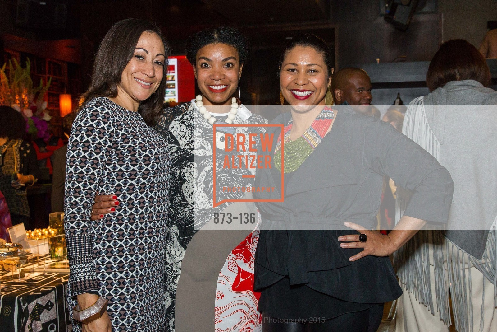 Sherri McMullen, London Breed,  Inspired Luxe Launch Party hosted by Denise Bradley-Tyson, MatrixFillmore, May 27th, 2015,Drew Altizer, Drew Altizer Photography, full-service agency, private events, San Francisco photographer, photographer california