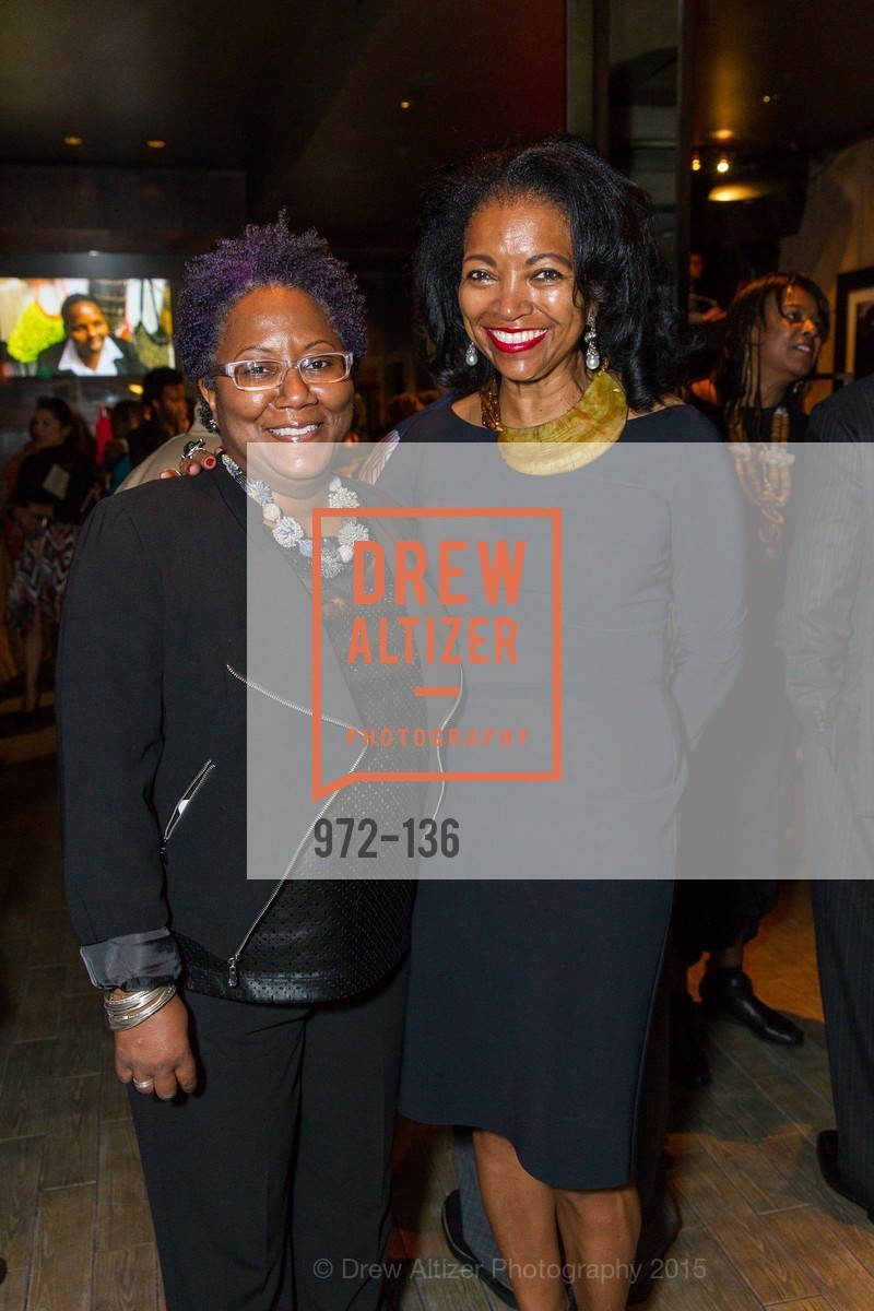 Joyce Dyson, Denise Bradley Tyson,  Inspired Luxe Launch Party hosted by Denise Bradley-Tyson, MatrixFillmore, May 27th, 2015,Drew Altizer, Drew Altizer Photography, full-service agency, private events, San Francisco photographer, photographer california