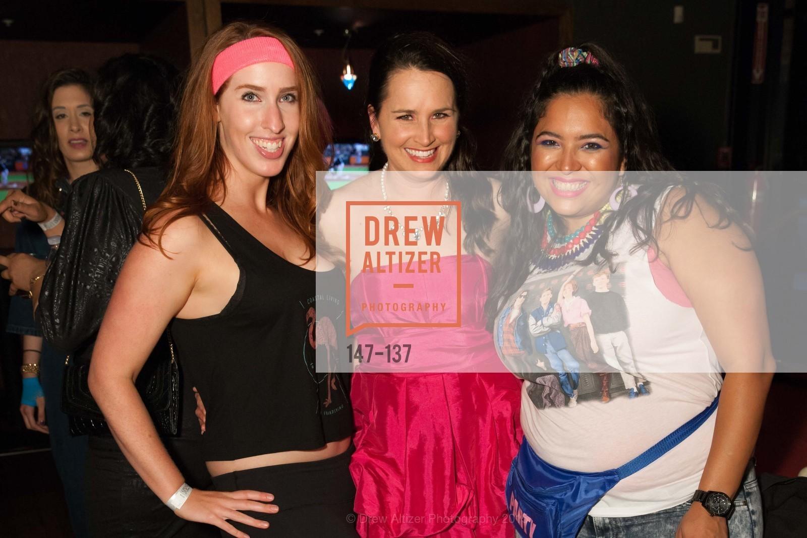 Casey Green, Kristen Leep, Deyanira Medina, Spinsters of San Francisco