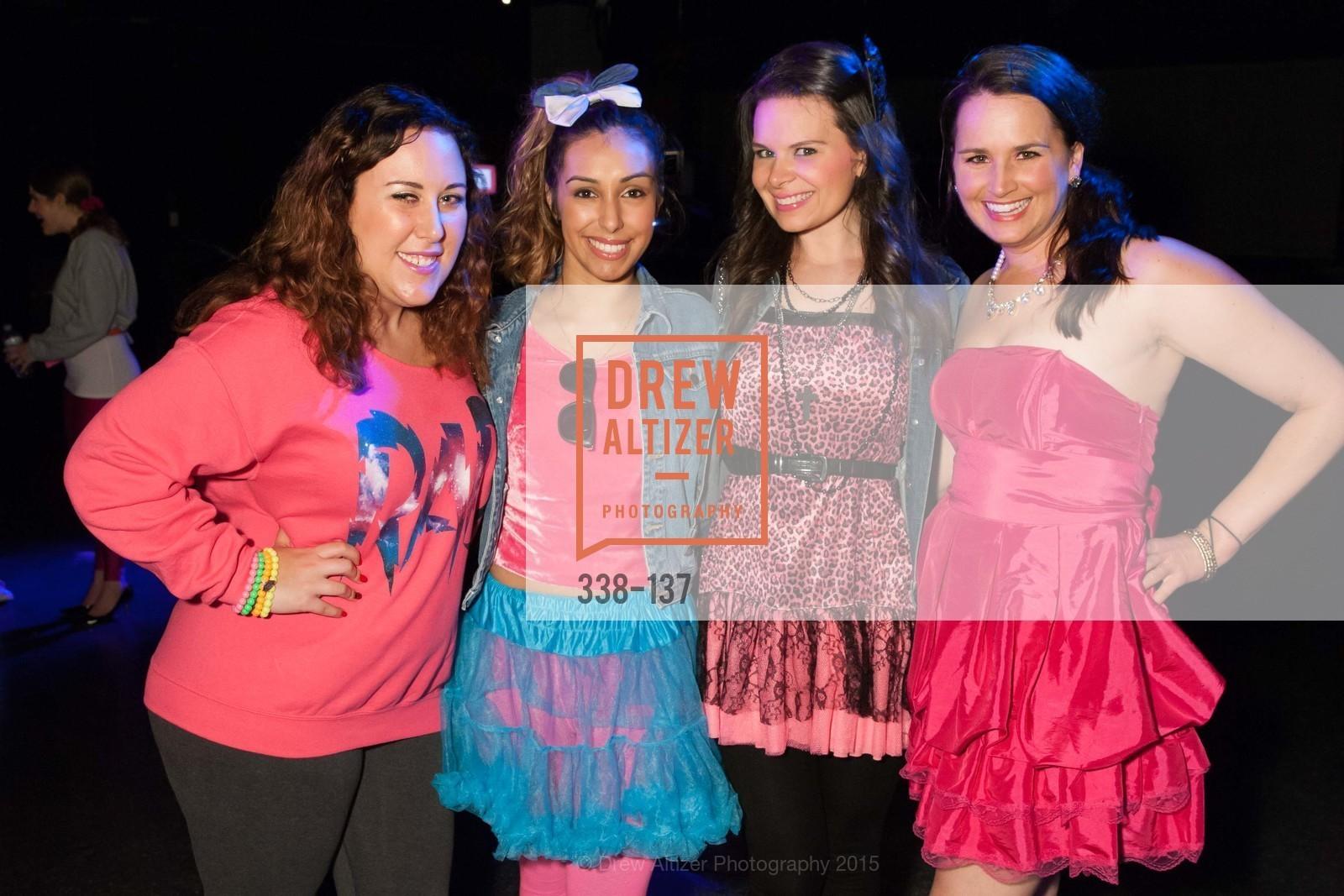 Rachel Crusik, Cassandra Rica, Becky Daugherty, Kristen Leep, Spinsters of San Francisco