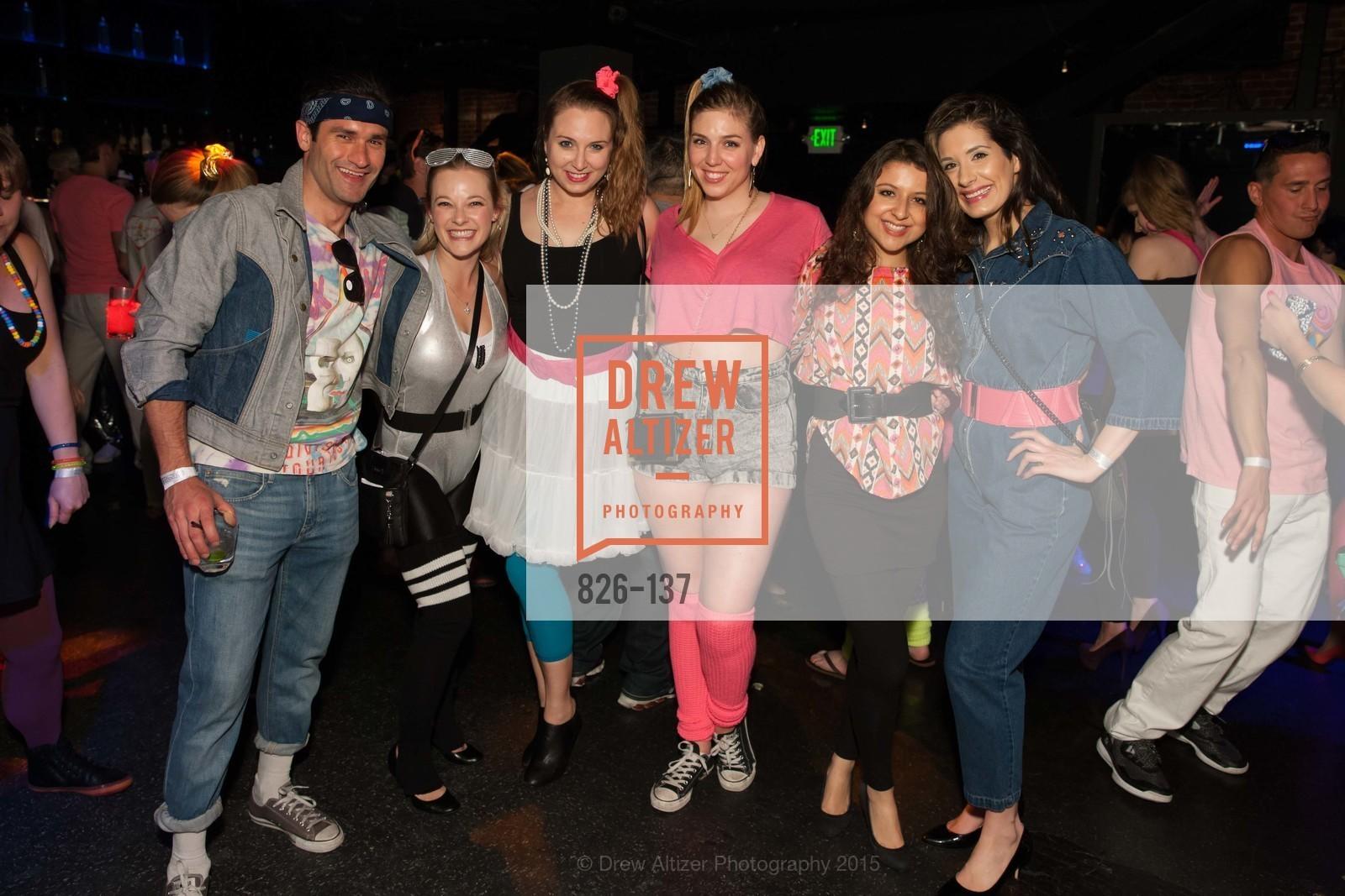 Natalie Perry, Alyssa Nordtsrom, Marissa Corona, Sabrina JOhn, Spinsters of San Francisco