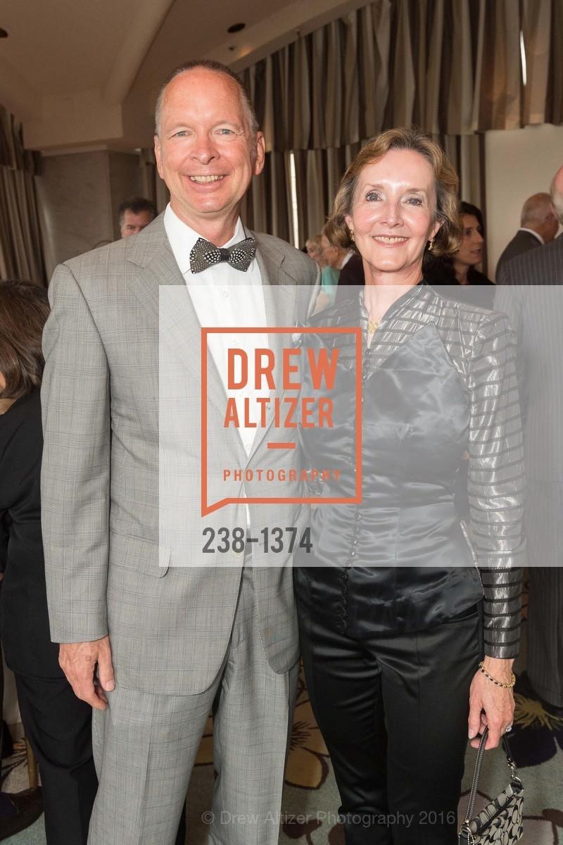 Dave Robbins, Ruthie Robbins, Photo #238-1374