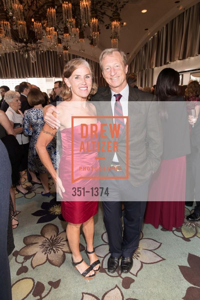 Kat Taylor, Tom Steyer, Photo #351-1374