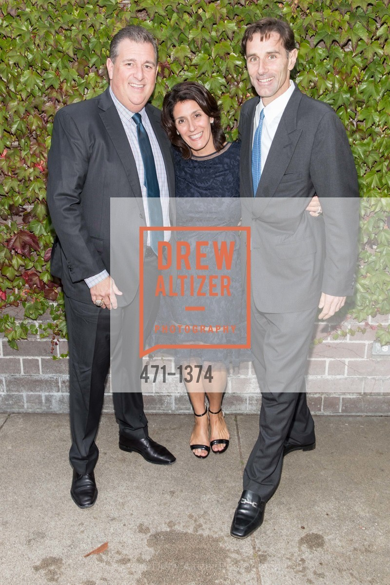 Stephen Revetria, Elizabeth Revetria, Paul Pelosi Jr., Photo #471-1374