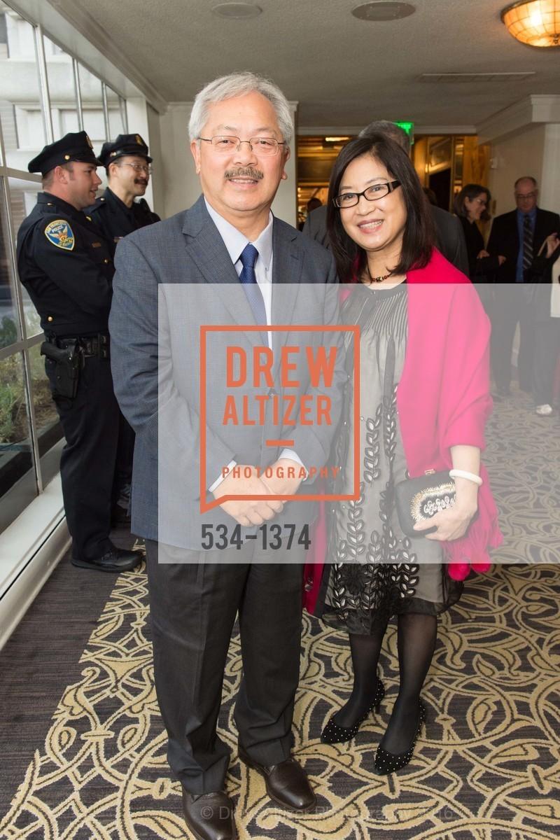 Ed Lee, Anita Lee, Photo #534-1374