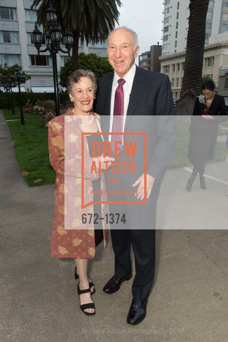 Gail Nebenzahl, Bernie Nebenzahl, Photo #672-1374