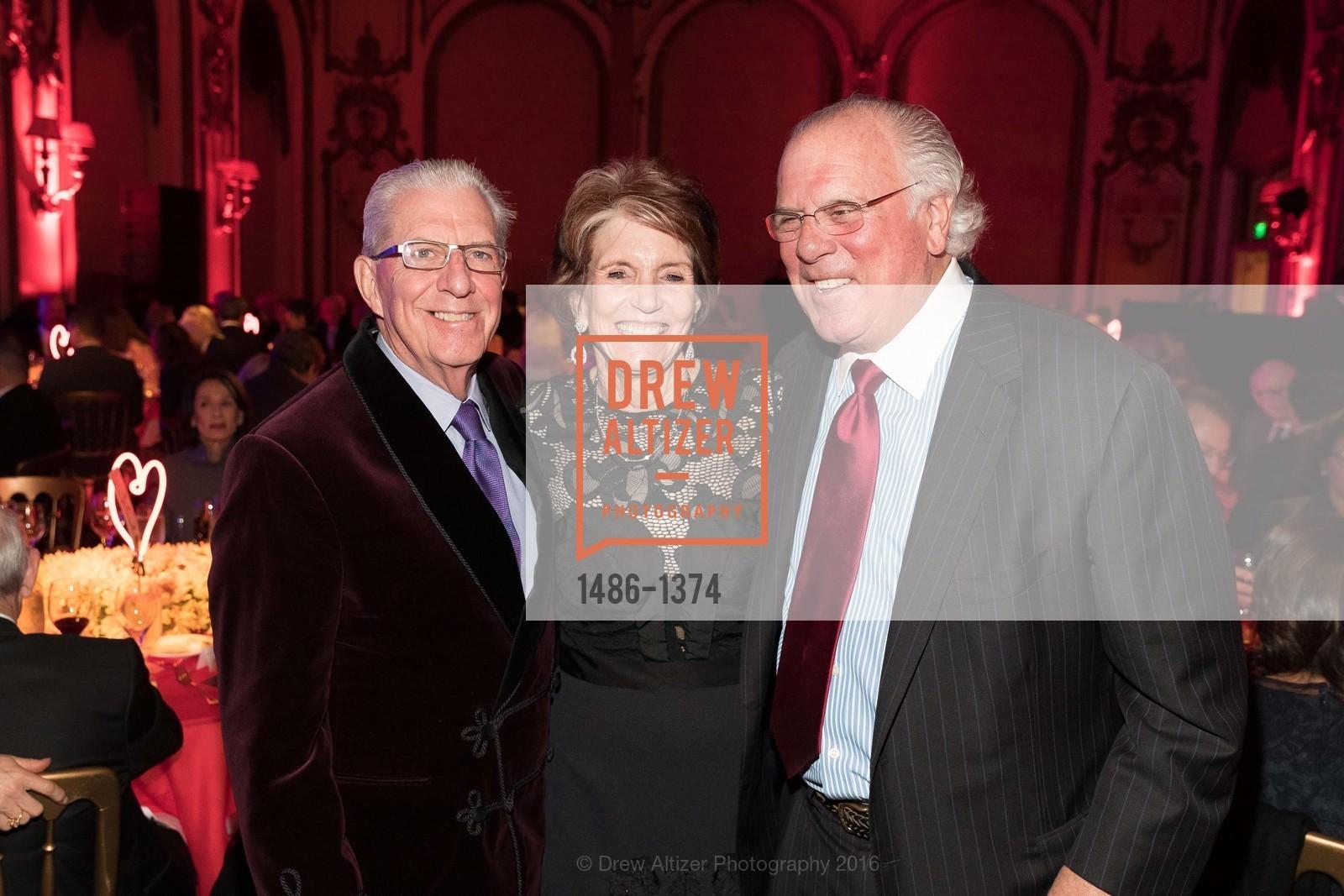 Rich Guggenhime, Judy Guggenhime, Lou Giraudo, Photo #1486-1374