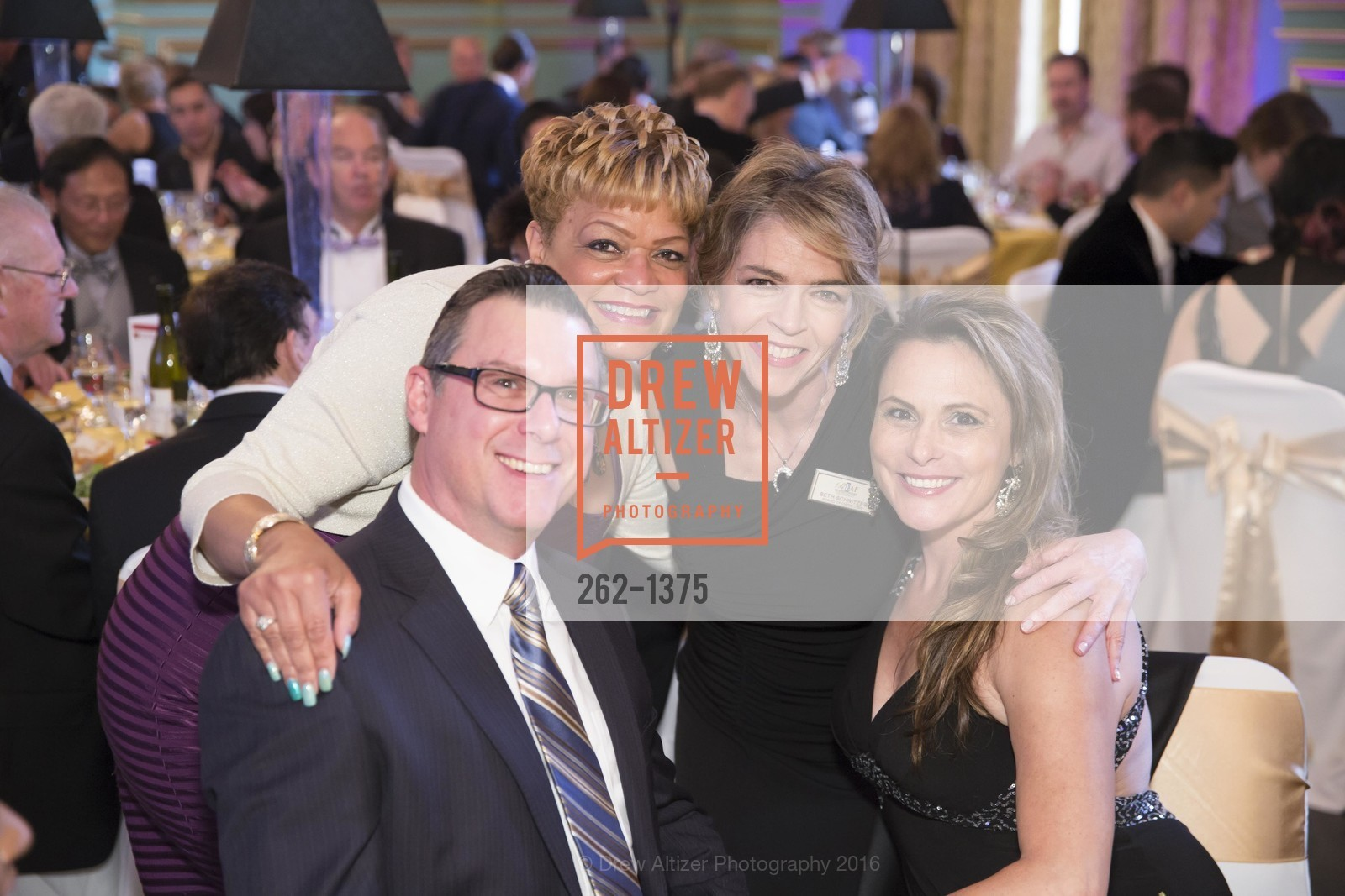 Robert Richards, LaTonya Lawson, Beth Schnitzer, Teresa Rodriguez, Photo #262-1375
