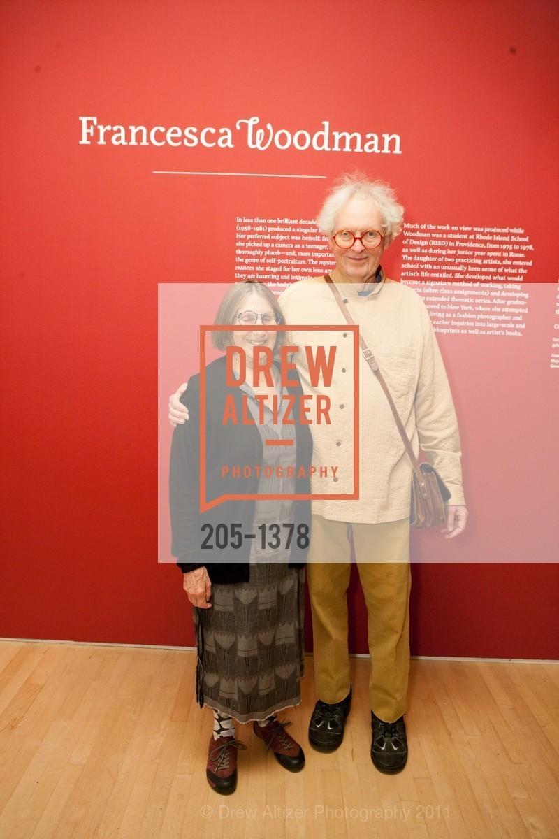 Betty Woodman, George Woodman, Photo #205-1378