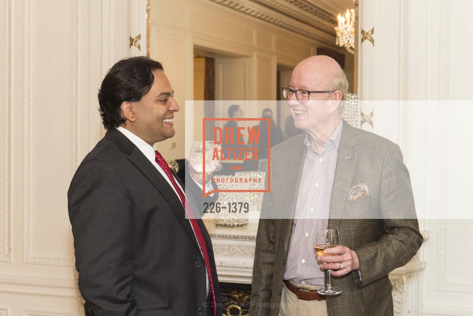 Kaushik Roy, Tom Horn, Photo #226-1379