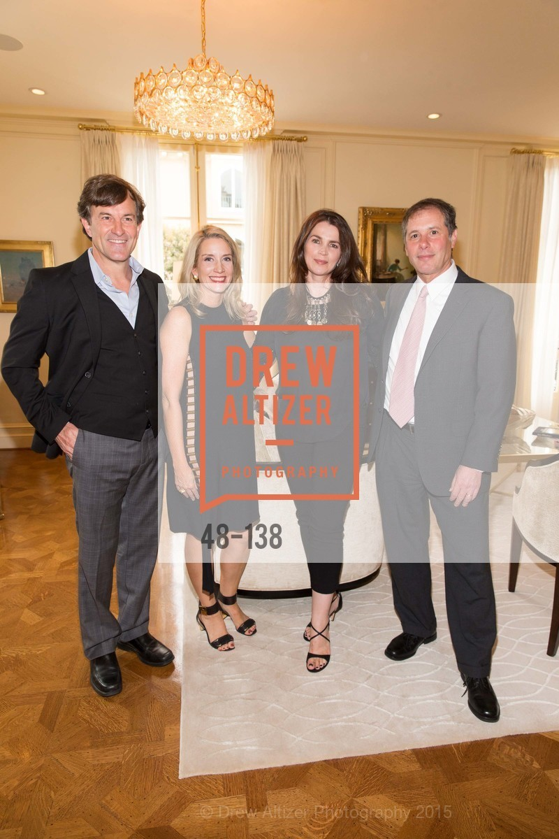 Paul Rice, Jennifer Walske, Julia Ormond, David Sherman, Fair Trade USA: Tapas, Sangria & Music, Private Residence, May 29th, 2015,Drew Altizer, Drew Altizer Photography, full-service agency, private events, San Francisco photographer, photographer california