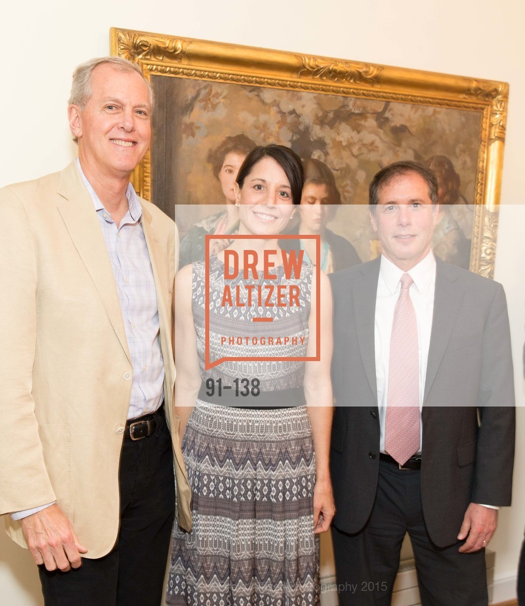 George Scharffenberger, Erin Geiger, David Sherman, Fair Trade USA: Tapas, Sangria & Music, Private Residence, May 29th, 2015,Drew Altizer, Drew Altizer Photography, full-service agency, private events, San Francisco photographer, photographer california