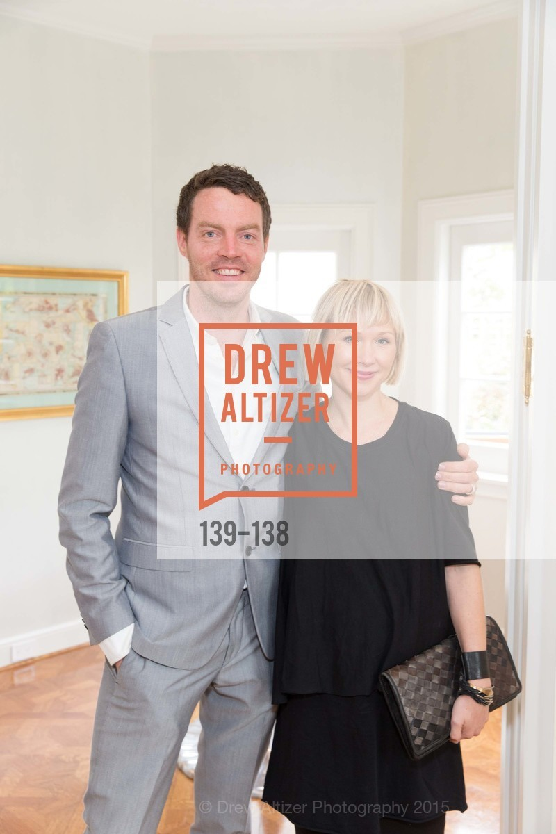 Robert Strand, Sarah Bly, Fair Trade USA: Tapas, Sangria & Music, Private Residence, May 29th, 2015,Drew Altizer, Drew Altizer Photography, full-service agency, private events, San Francisco photographer, photographer california