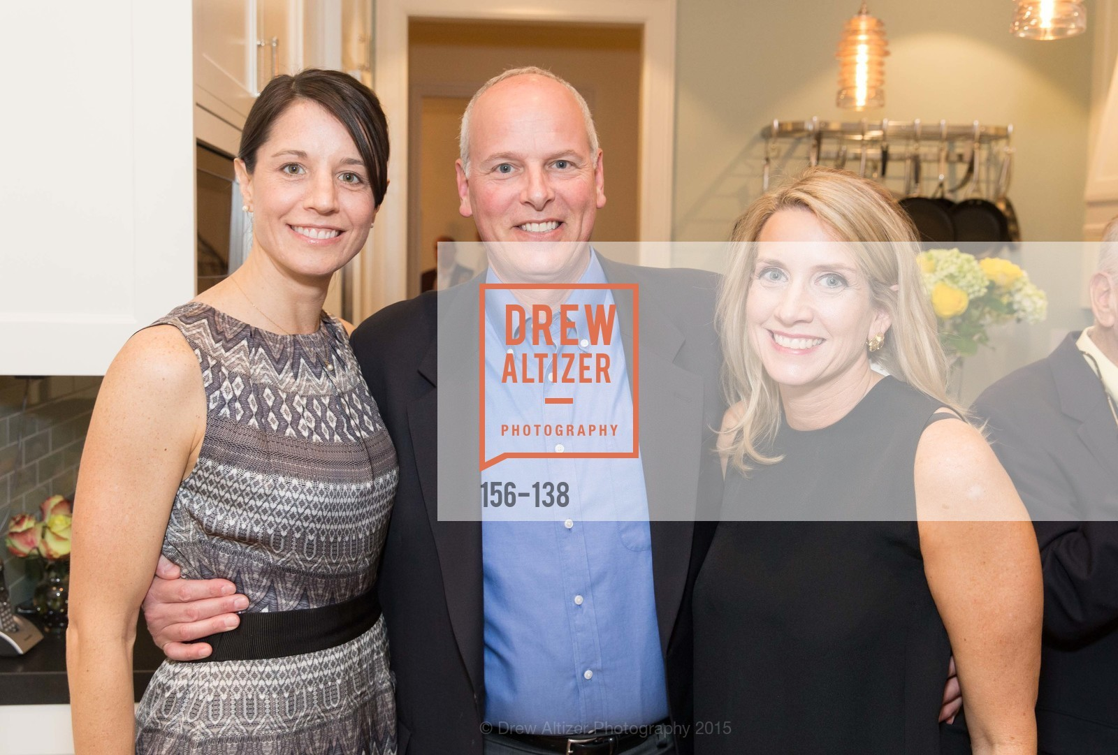 Erin Geiger, Steve Better, Jennifer Walske, Fair Trade USA: Tapas, Sangria & Music, Private Residence, May 29th, 2015,Drew Altizer, Drew Altizer Photography, full-service agency, private events, San Francisco photographer, photographer california