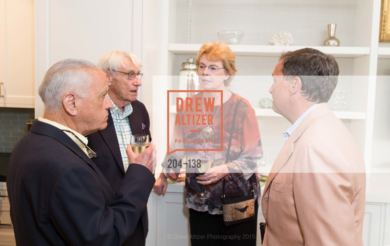 Ron Rankin, Les Belville, Lynn Lohr, Chris Jones, Fair Trade USA: Tapas, Sangria & Music, Private Residence, May 29th, 2015,Drew Altizer, Drew Altizer Photography, full-service event agency, private events, San Francisco photographer, photographer California