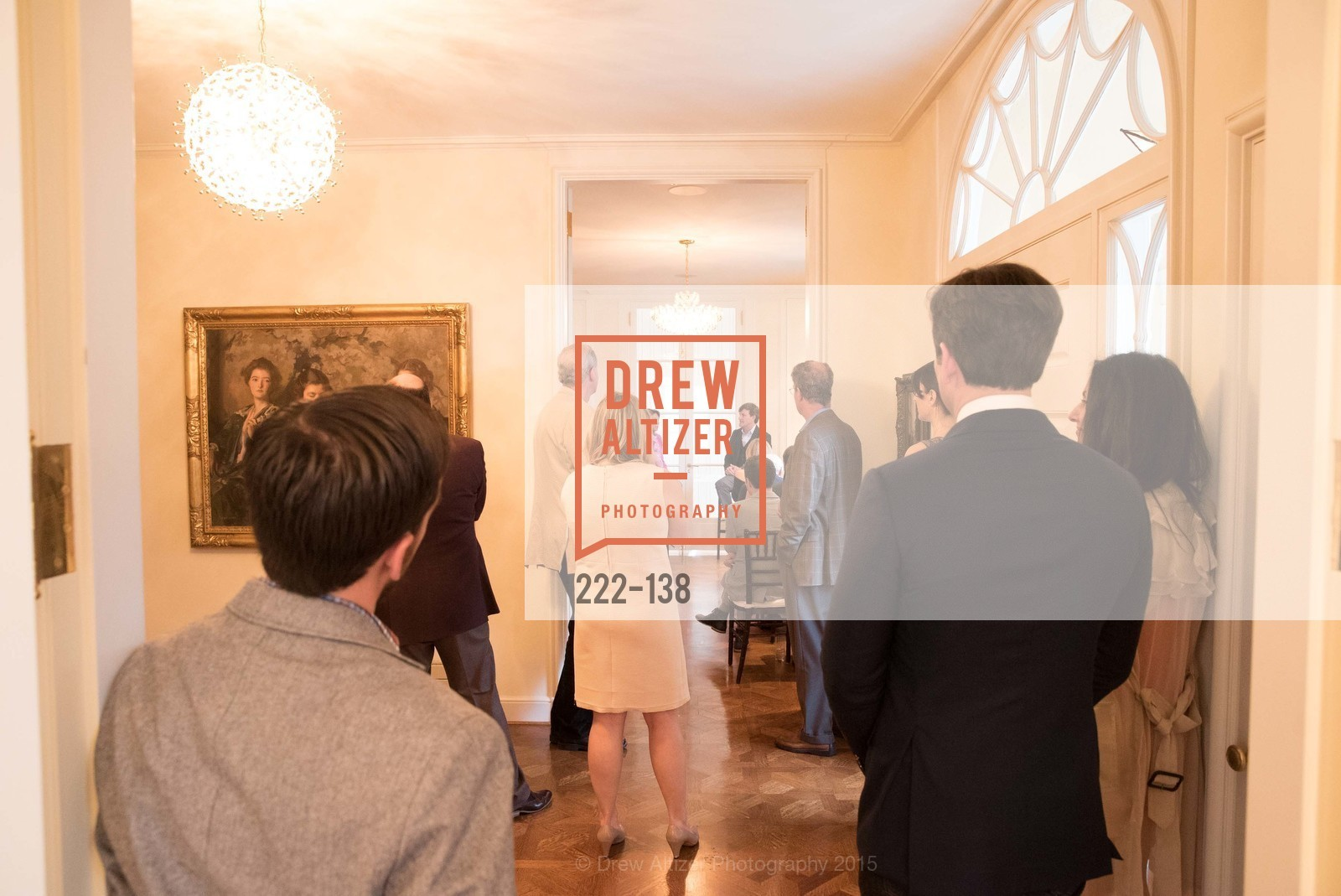 Atmosphere, Fair Trade USA: Tapas, Sangria & Music, Private Residence, May 29th, 2015,Drew Altizer, Drew Altizer Photography, full-service agency, private events, San Francisco photographer, photographer california