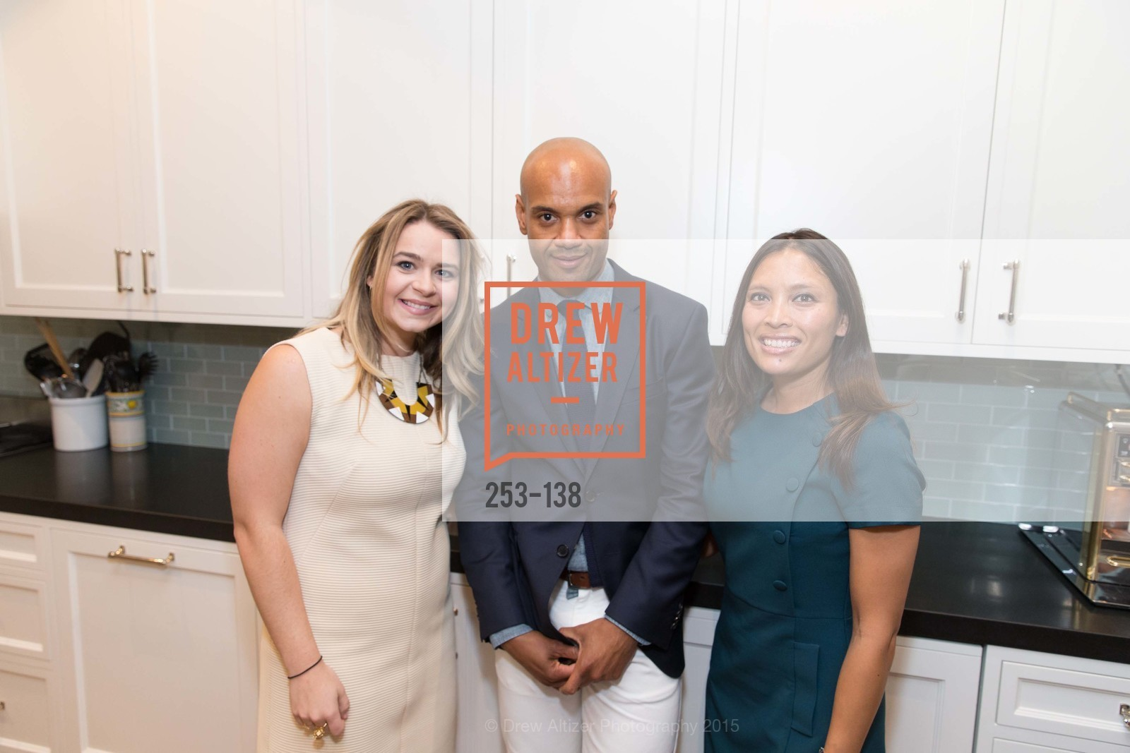 Meagan Tenety, Roderic Seymore, Kristine Young, Fair Trade USA: Tapas, Sangria & Music, Private Residence, May 29th, 2015,Drew Altizer, Drew Altizer Photography, full-service agency, private events, San Francisco photographer, photographer california