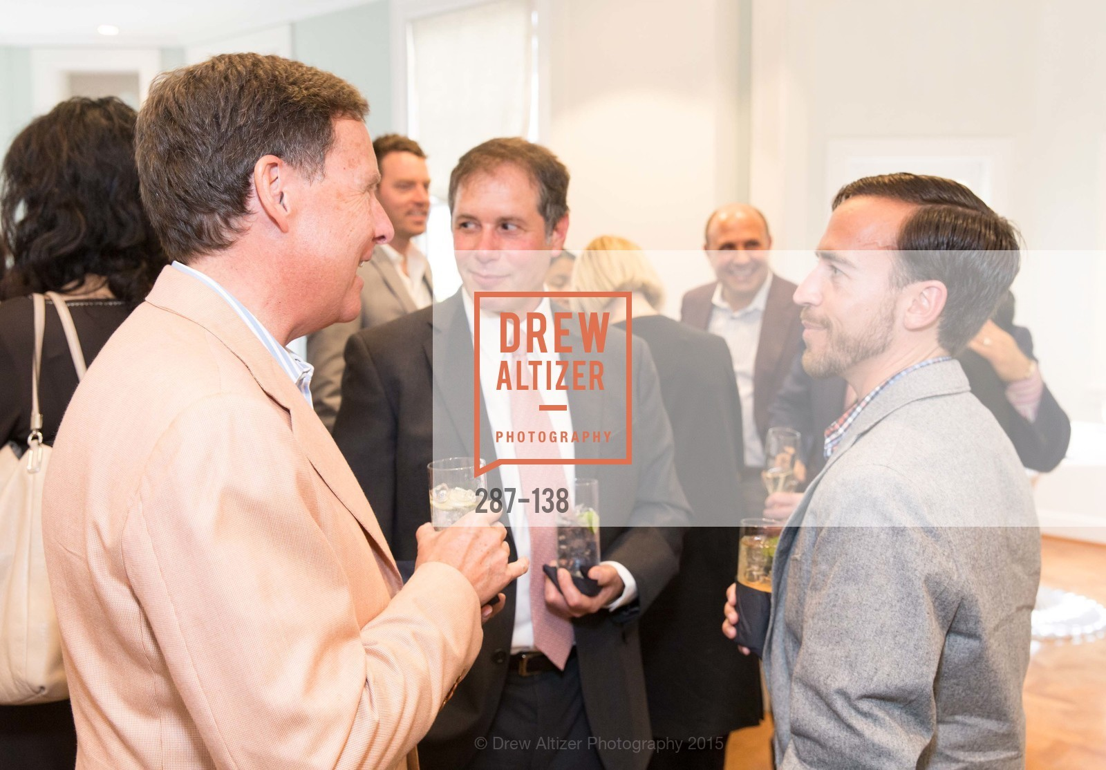 Chris Jones, David Sherman, Mike Vincent, Fair Trade USA: Tapas, Sangria & Music, Private Residence, May 29th, 2015,Drew Altizer, Drew Altizer Photography, full-service agency, private events, San Francisco photographer, photographer california
