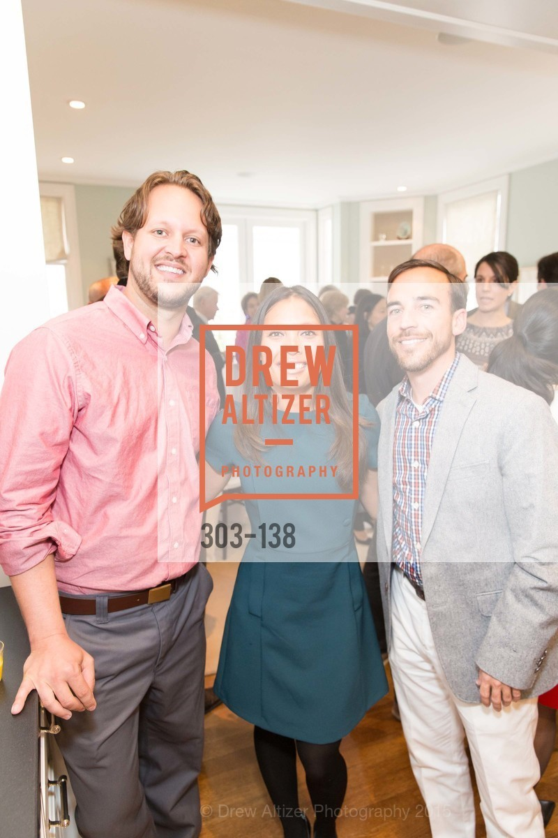 Cole Wagner, Kristine Young, Mike Vincent, Fair Trade USA: Tapas, Sangria & Music, Private Residence, May 29th, 2015,Drew Altizer, Drew Altizer Photography, full-service event agency, private events, San Francisco photographer, photographer California