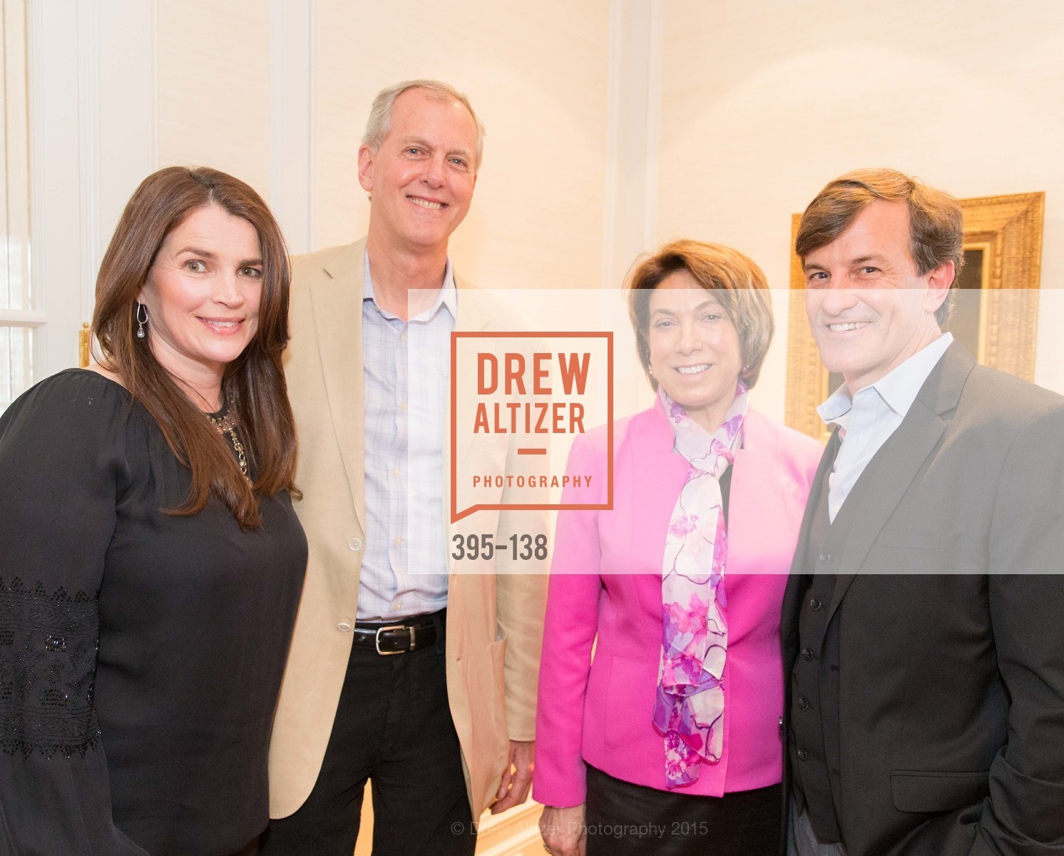 Julia Ormand, George Scharffenberger, Laura Tyson, Paul Rice, Fair Trade USA: Tapas, Sangria & Music, Private Residence, May 29th, 2015,Drew Altizer, Drew Altizer Photography, full-service event agency, private events, San Francisco photographer, photographer California
