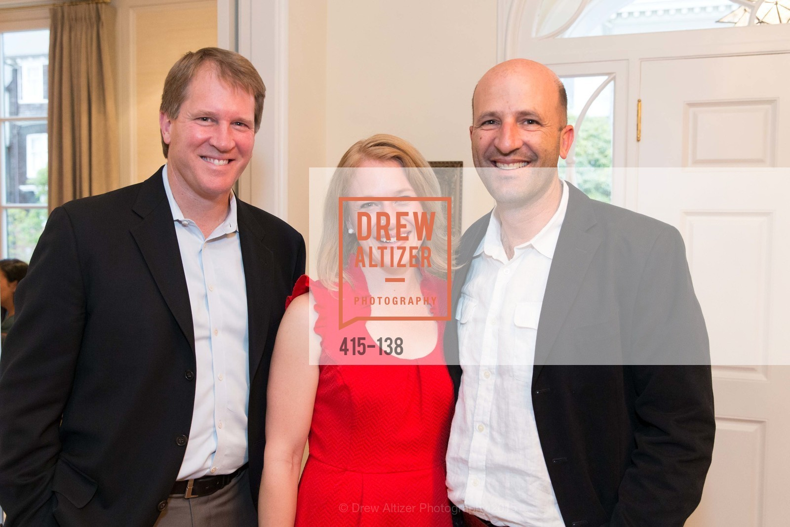 Don Shaffer, Sara Ellis Conant, Rob Conant, Fair Trade USA: Tapas, Sangria & Music, Private Residence, May 29th, 2015,Drew Altizer, Drew Altizer Photography, full-service agency, private events, San Francisco photographer, photographer california