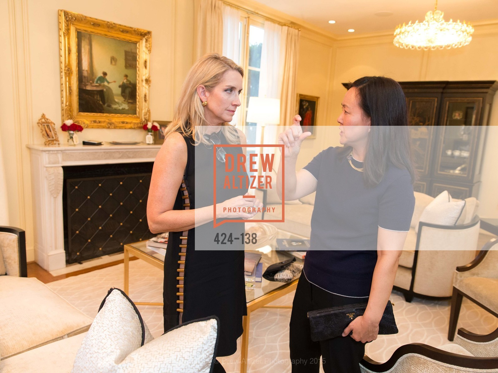 Jennifer Walske, Celeste Bobroff, Fair Trade USA: Tapas, Sangria & Music, Private Residence, May 29th, 2015,Drew Altizer, Drew Altizer Photography, full-service agency, private events, San Francisco photographer, photographer california
