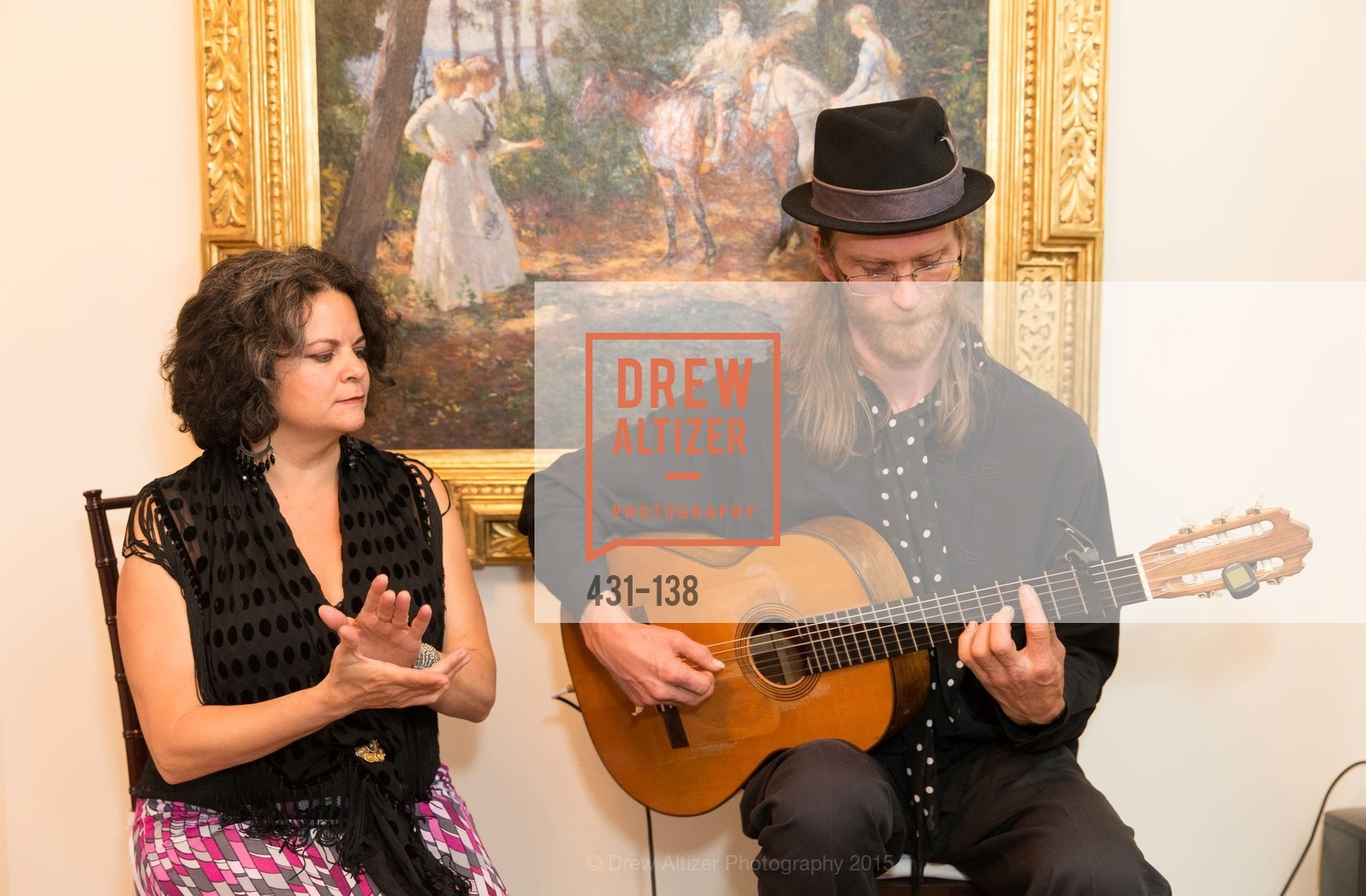 Performers, Fair Trade USA: Tapas, Sangria & Music, Private Residence, May 29th, 2015,Drew Altizer, Drew Altizer Photography, full-service agency, private events, San Francisco photographer, photographer california