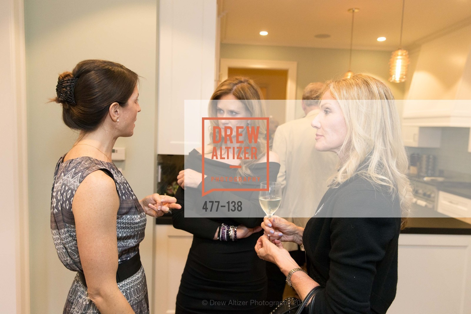 Erin Geiger, Sukey Forbes, Rosemary Baker, Fair Trade USA: Tapas, Sangria & Music, Private Residence, May 29th, 2015,Drew Altizer, Drew Altizer Photography, full-service agency, private events, San Francisco photographer, photographer california