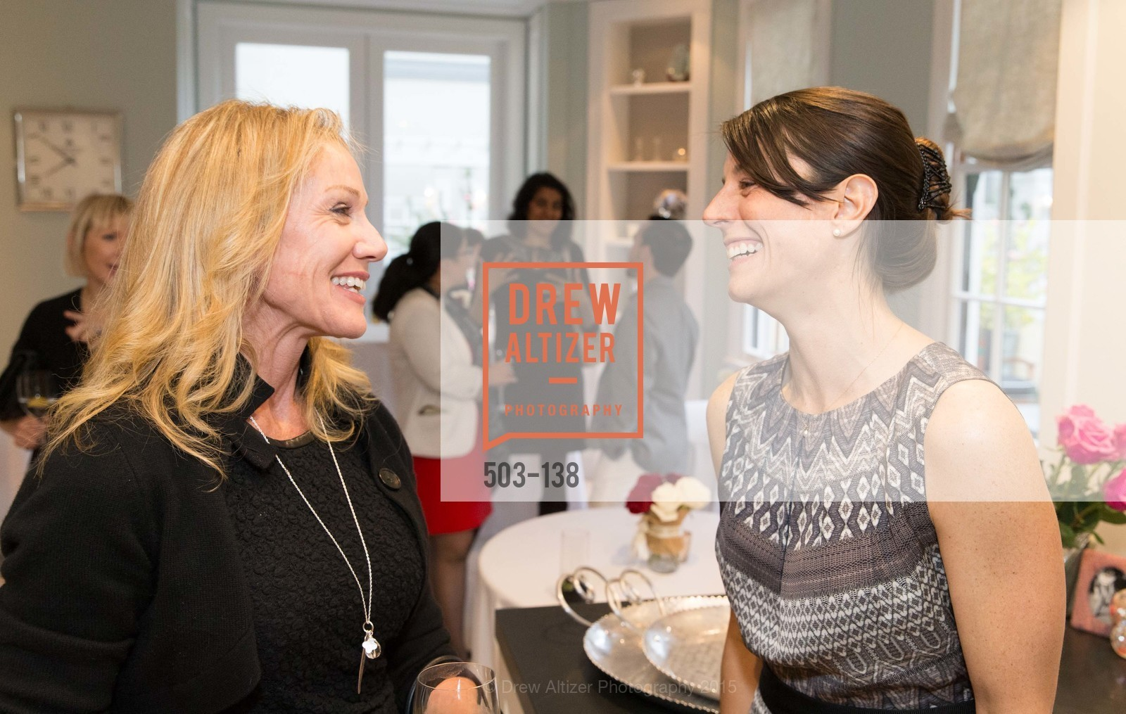 Rosemary Baker, Erin Geiger, Fair Trade USA: Tapas, Sangria & Music, Private Residence, May 29th, 2015,Drew Altizer, Drew Altizer Photography, full-service event agency, private events, San Francisco photographer, photographer California