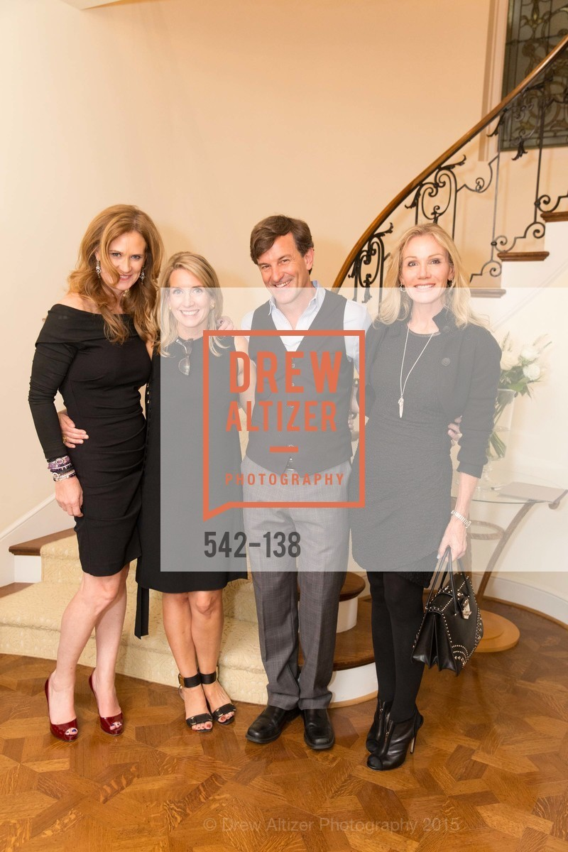 Sukey Forbes, Jennifer Walske, Paul Rice, Rosemary Baker, Fair Trade USA: Tapas, Sangria & Music, Private Residence, May 29th, 2015,Drew Altizer, Drew Altizer Photography, full-service event agency, private events, San Francisco photographer, photographer California