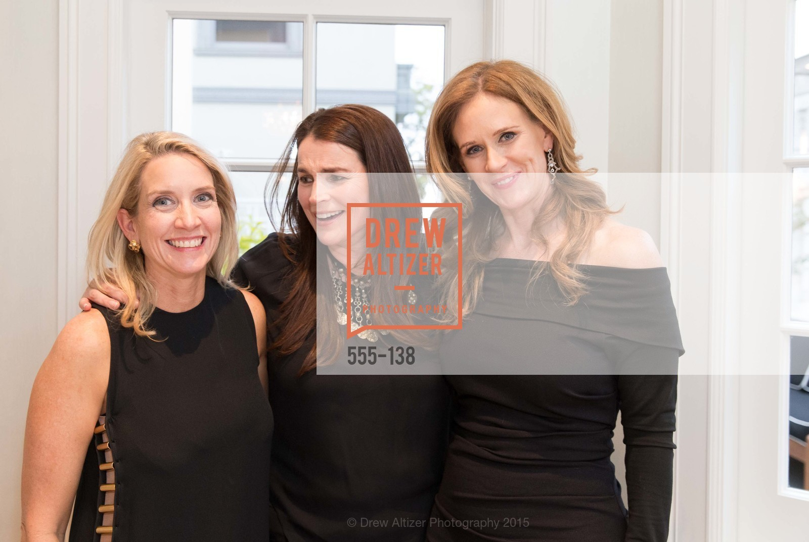 Jennifer Walske, Julia Ormand, Sukey Forbes, Fair Trade USA: Tapas, Sangria & Music, Private Residence, May 29th, 2015,Drew Altizer, Drew Altizer Photography, full-service agency, private events, San Francisco photographer, photographer california