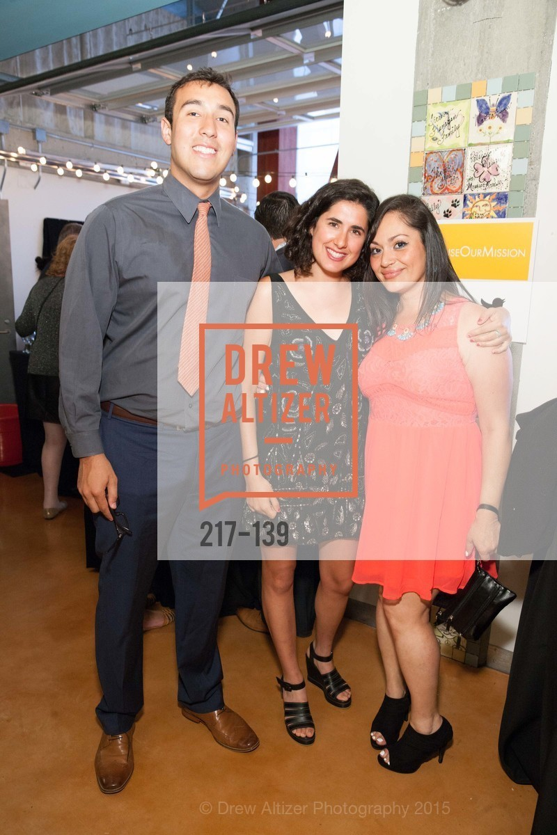 Eli Wollick, Lily Stoner, Guadalupe Taylor, Homeless Prenatal Program Our House, Our Mission Gala, 2500 18th St, May 29th, 2015,Drew Altizer, Drew Altizer Photography, full-service event agency, private events, San Francisco photographer, photographer California