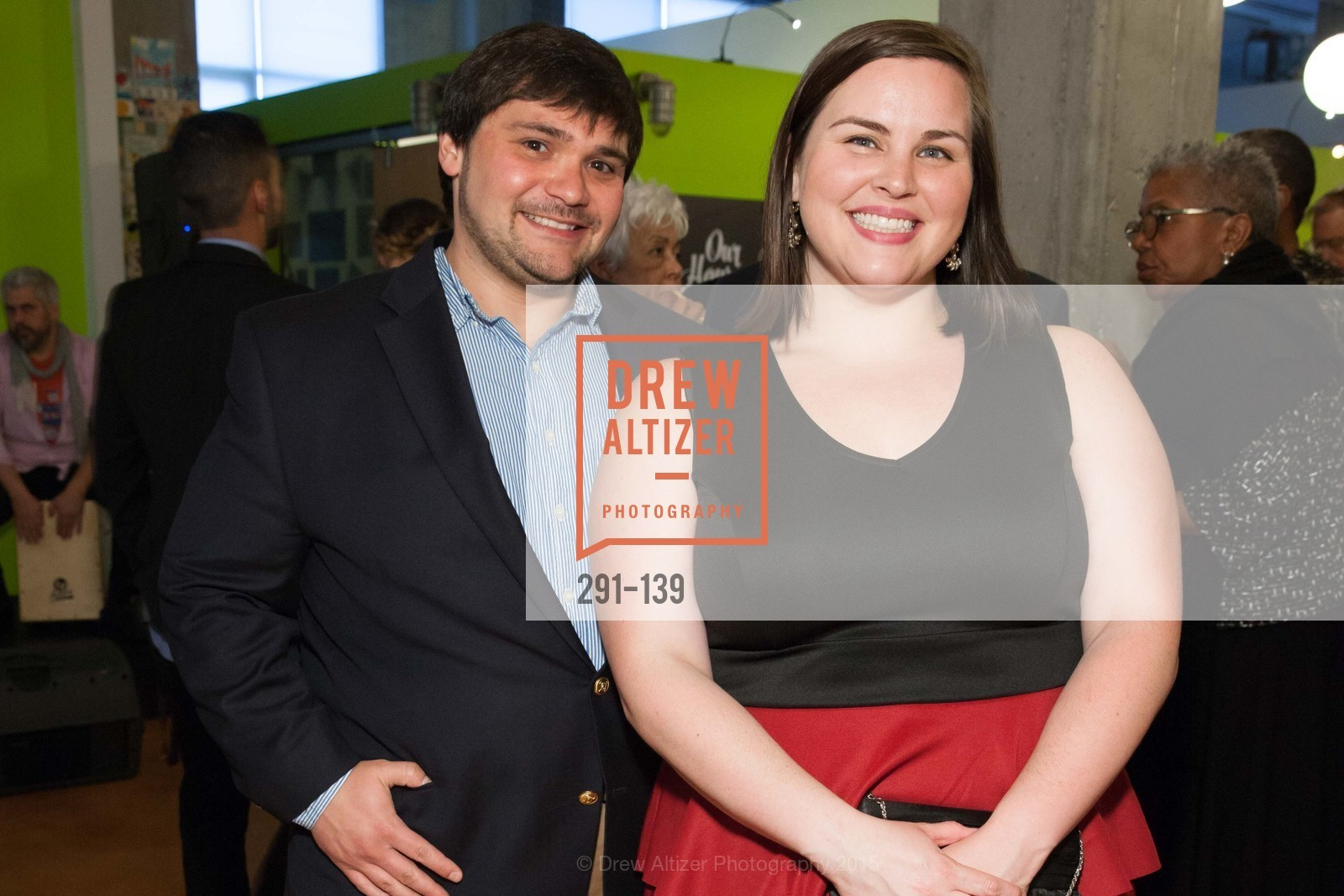 Robert Elwell, Hailey Gaddor, Homeless Prenatal Program Our House, Our Mission Gala, 2500 18th St, May 29th, 2015,Drew Altizer, Drew Altizer Photography, full-service agency, private events, San Francisco photographer, photographer california