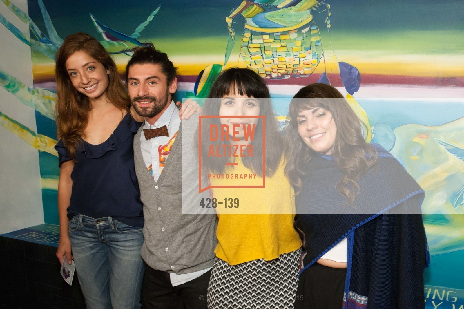 Zuri Ojeda, Ivan Lopez, Lucia Leal, Alexa Trevino, Homeless Prenatal Program Our House, Our Mission Gala, 2500 18th St, May 29th, 2015,Drew Altizer, Drew Altizer Photography, full-service agency, private events, San Francisco photographer, photographer california