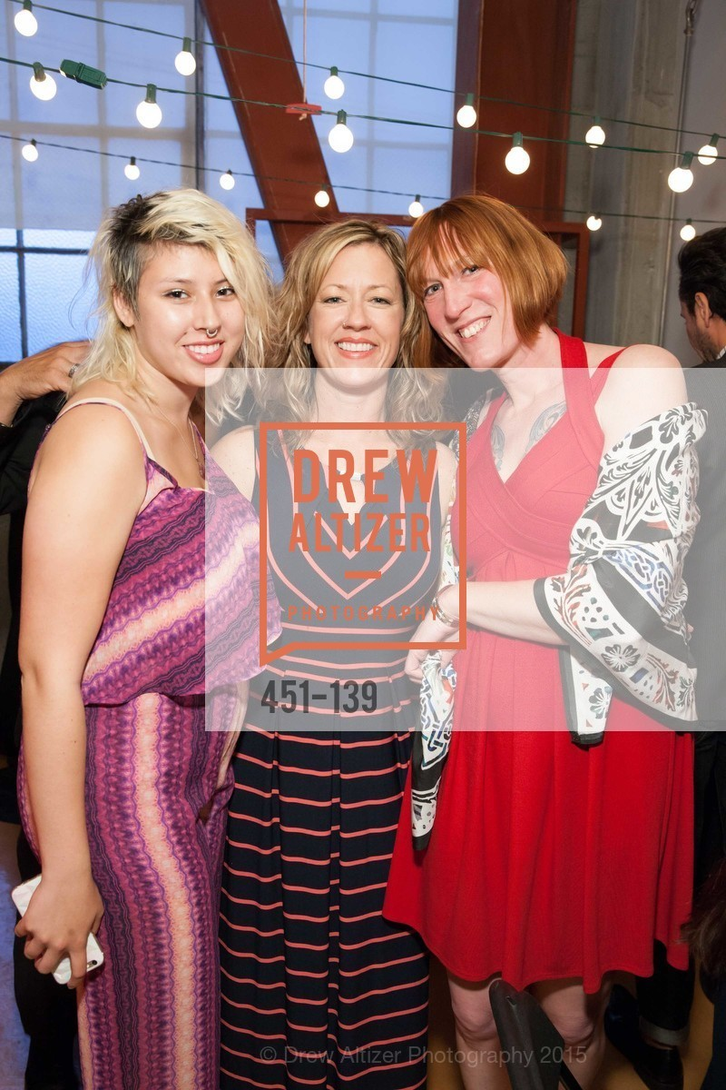 Sydney Blacker, Terry Vaca, Jessica Tolopson, Homeless Prenatal Program Our House, Our Mission Gala, 2500 18th St, May 29th, 2015,Drew Altizer, Drew Altizer Photography, full-service agency, private events, San Francisco photographer, photographer california
