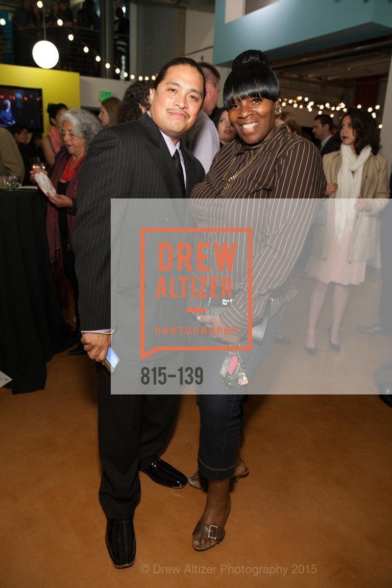 Joey Cordero, Antoinette Borg, Homeless Prenatal Program Our House, Our Mission Gala, 2500 18th St, May 29th, 2015,Drew Altizer, Drew Altizer Photography, full-service agency, private events, San Francisco photographer, photographer california