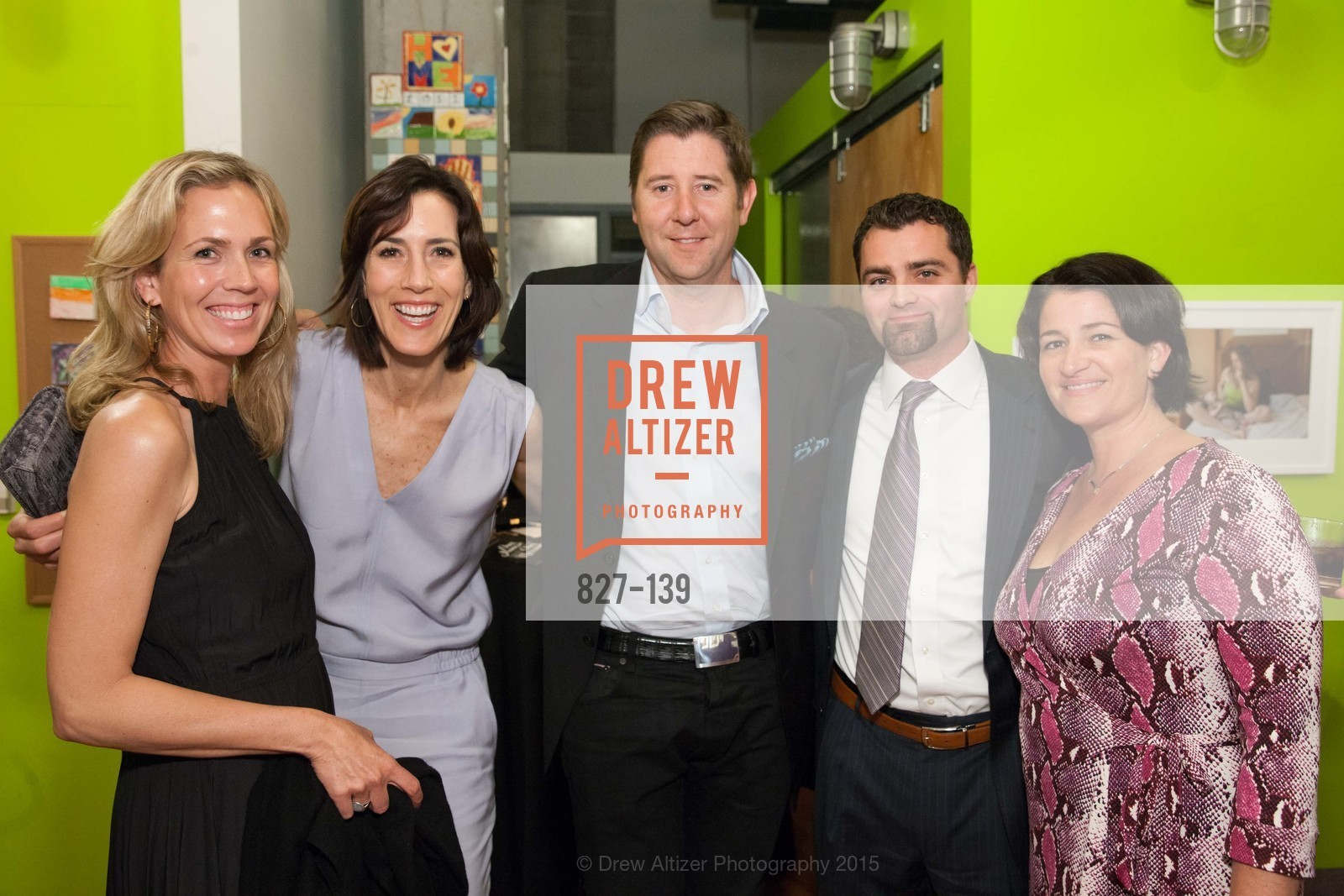Susan Hyland, Mary Johnson, Brent Johnson, Ethan Smith, Debbie Landris, Homeless Prenatal Program Our House, Our Mission Gala, 2500 18th St, May 29th, 2015,Drew Altizer, Drew Altizer Photography, full-service agency, private events, San Francisco photographer, photographer california