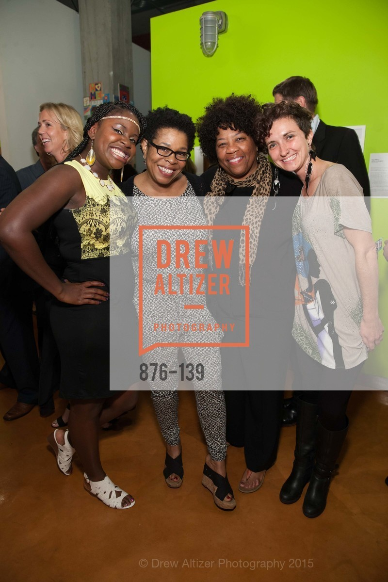 Rachel Solstice, Regina Solstice, Calenthia Crowdy, Joanna Shank, Homeless Prenatal Program Our House, Our Mission Gala, 2500 18th St, May 29th, 2015,Drew Altizer, Drew Altizer Photography, full-service agency, private events, San Francisco photographer, photographer california