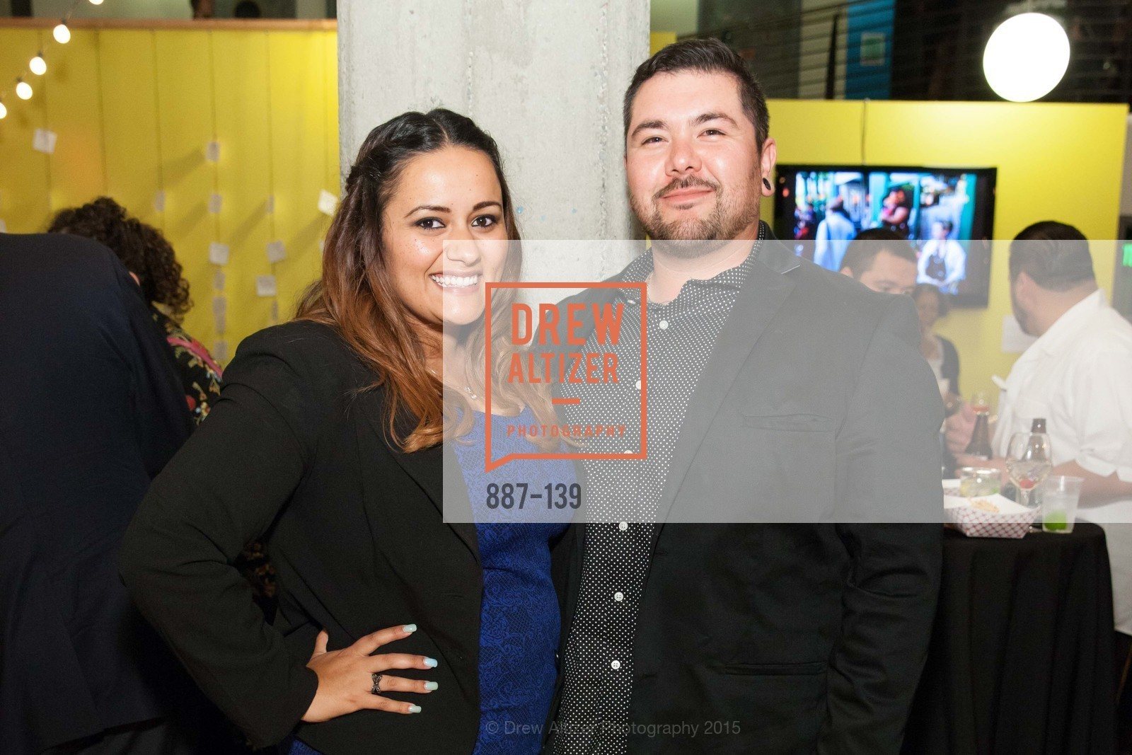 Tanya Buenrostro, Juan Vargas, Homeless Prenatal Program Our House, Our Mission Gala, 2500 18th St, May 29th, 2015,Drew Altizer, Drew Altizer Photography, full-service agency, private events, San Francisco photographer, photographer california
