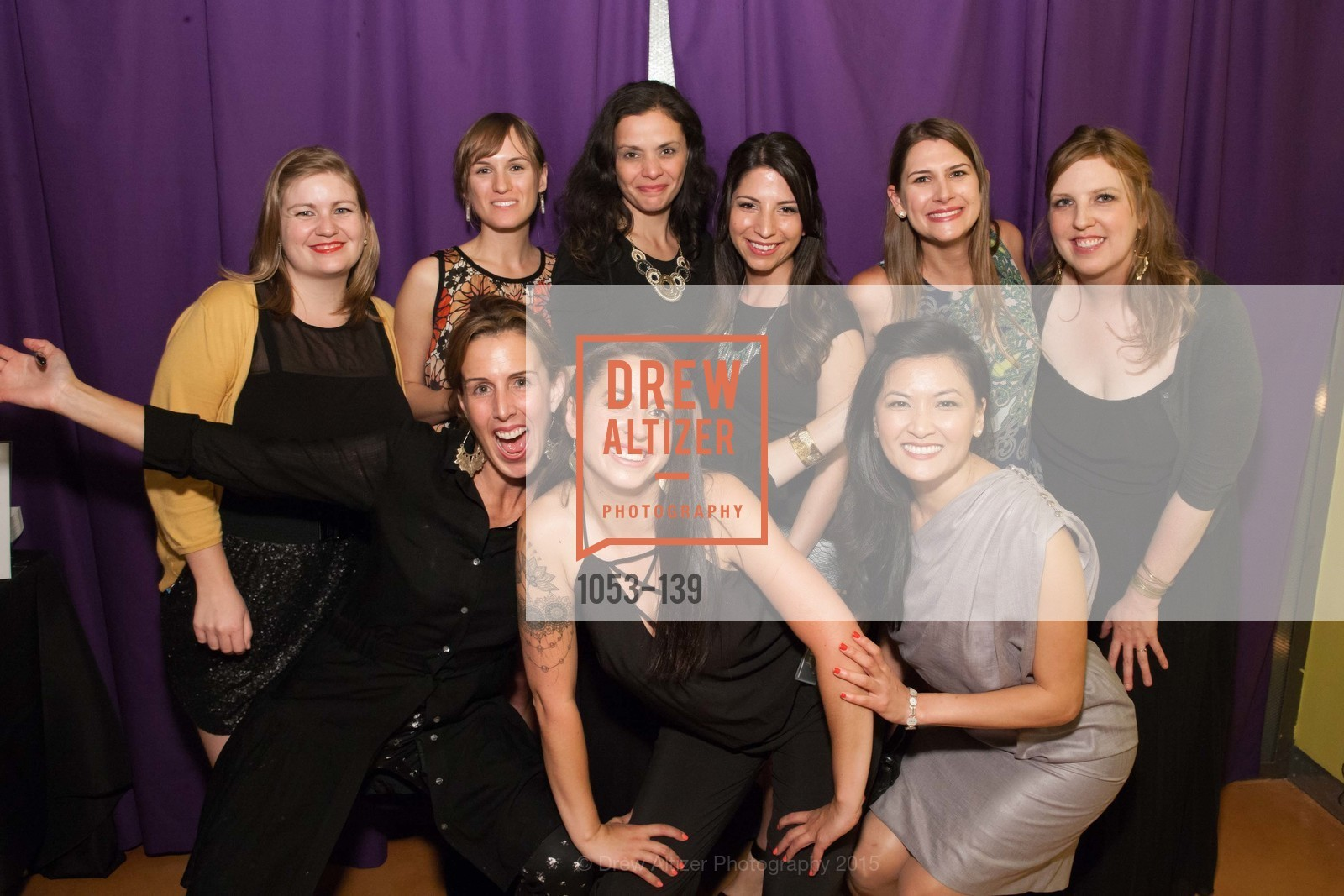 Jennifer Board, Tamara Scheulob, Jen Greco, Homeless Prenatal Program Our House, Our Mission Gala, 2500 18th St, May 29th, 2015,Drew Altizer, Drew Altizer Photography, full-service agency, private events, San Francisco photographer, photographer california