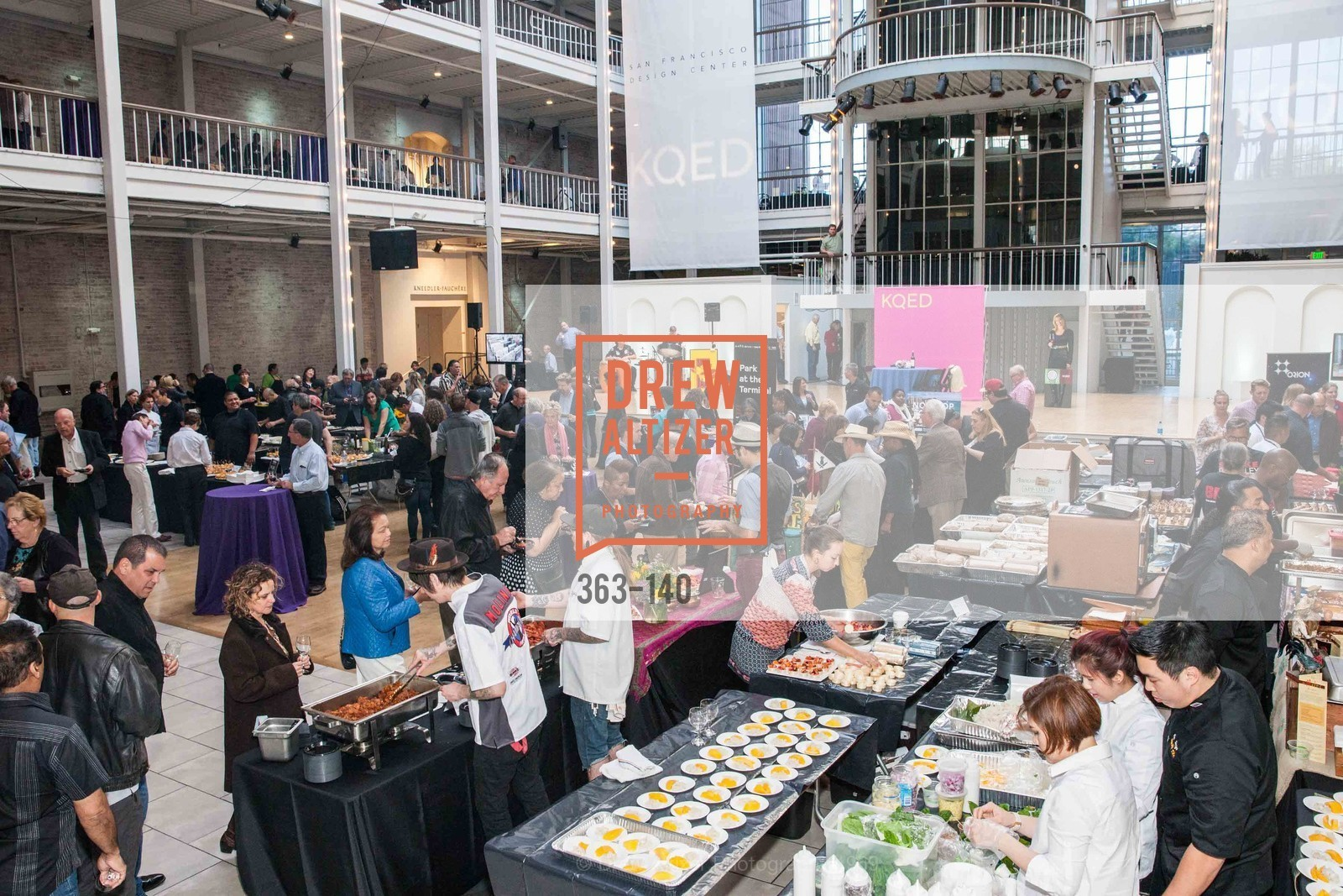 Atmosphere, Check, Please! Bay Area Taste & Sip, San Francisco Design Center, June 1st, 2015,Drew Altizer, Drew Altizer Photography, full-service agency, private events, San Francisco photographer, photographer california