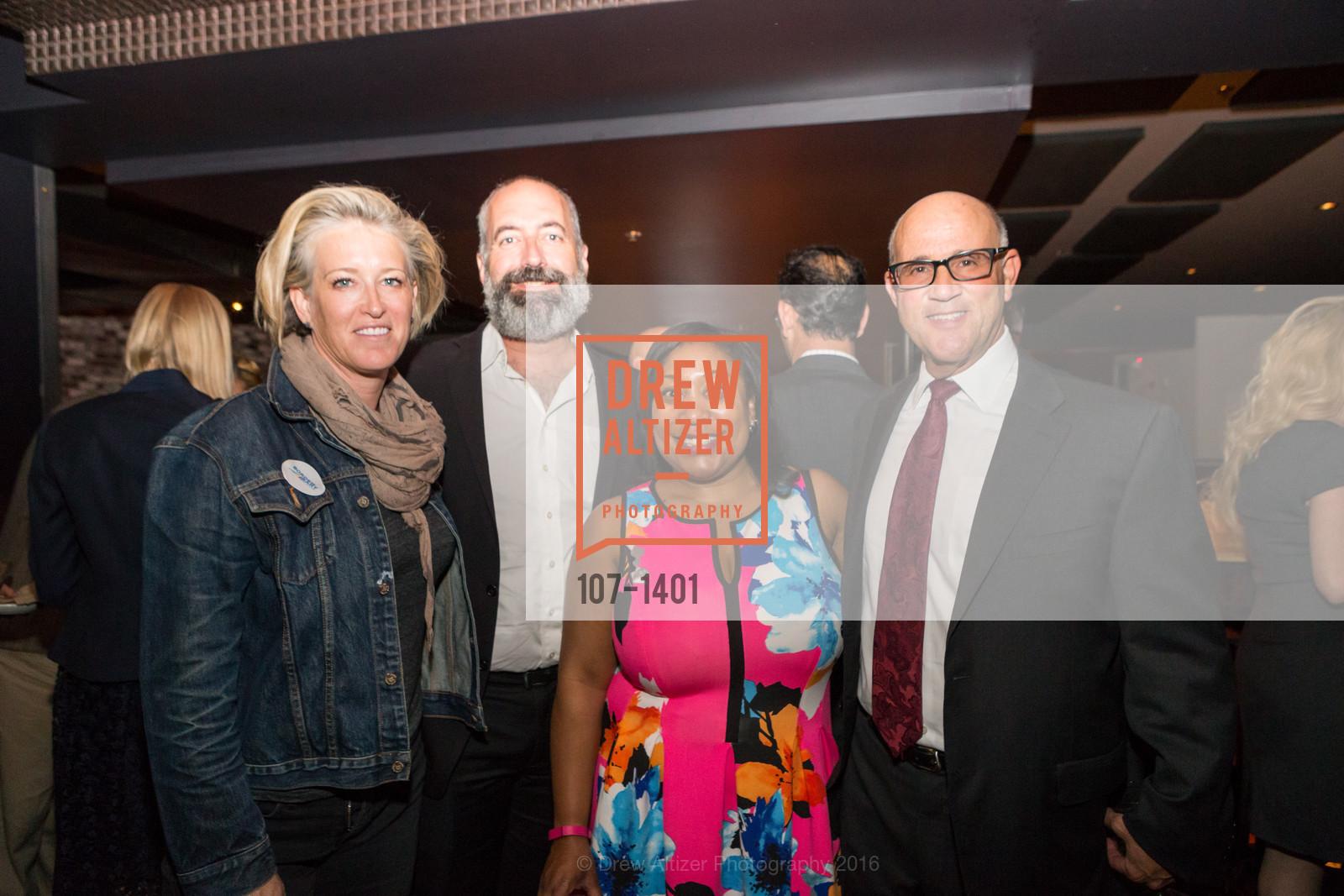 Alix Rosenthal, Tom Radulovich, Gwyneth Borden, Jim Wunderman, Photo #107-1401