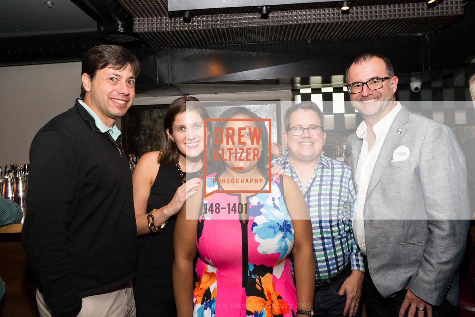 Marvin Frankel, Emily Martin, Gwyneth Borden, Sean Timberlake, DPaul Brown, Photo #148-1401