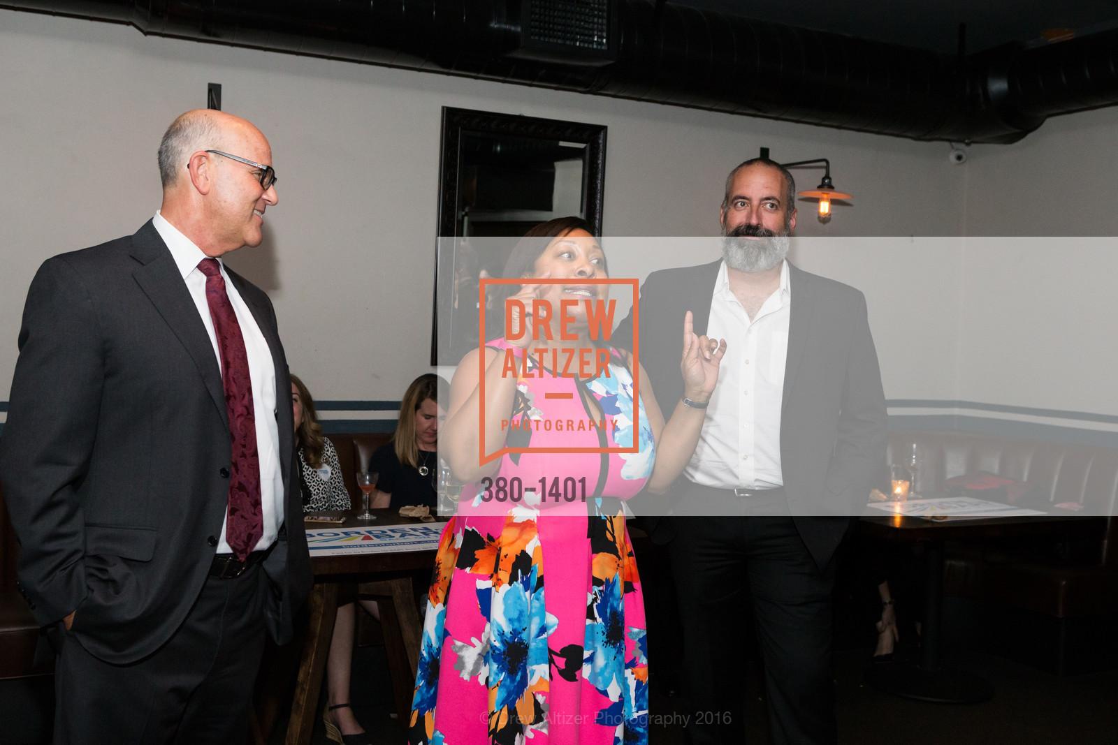 Jim Wunderman, Gwyneth Borden, Tom Radulovich, Photo #380-1401