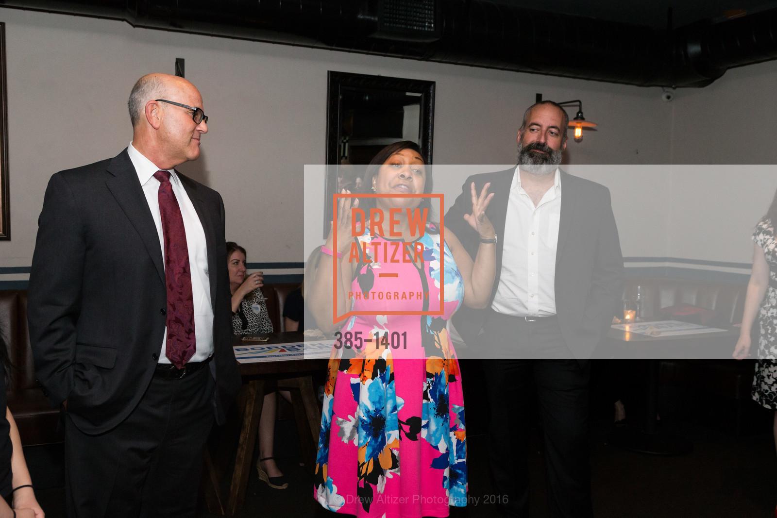 Jim Wunderman, Gwyneth Borden, Tom Radulovich, Photo #385-1401