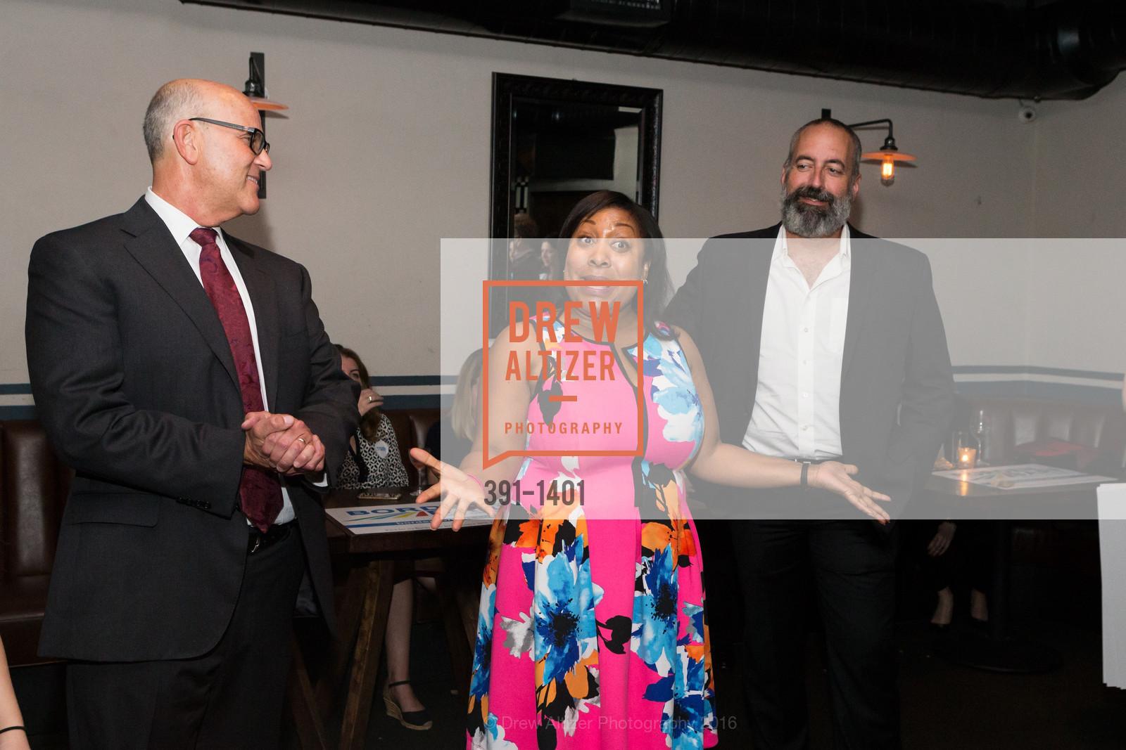 Jim Wunderman, Gwyneth Borden, Tom Radulovich, Photo #391-1401