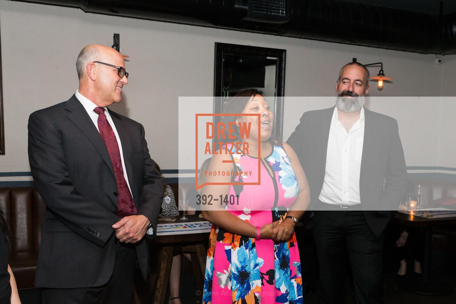 Jim Wunderman, Gwyneth Borden, Tom Radulovich, Photo #392-1401