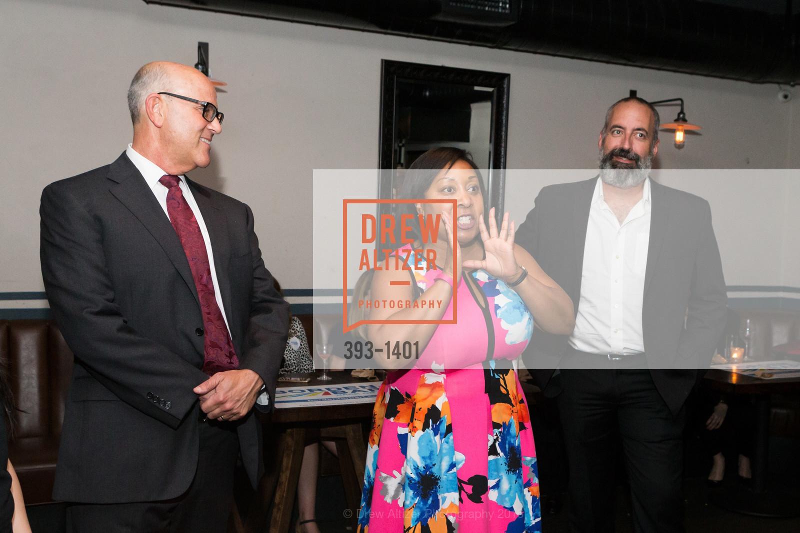 Jim Wunderman, Gwyneth Borden, Tom Radulovich, Photo #393-1401