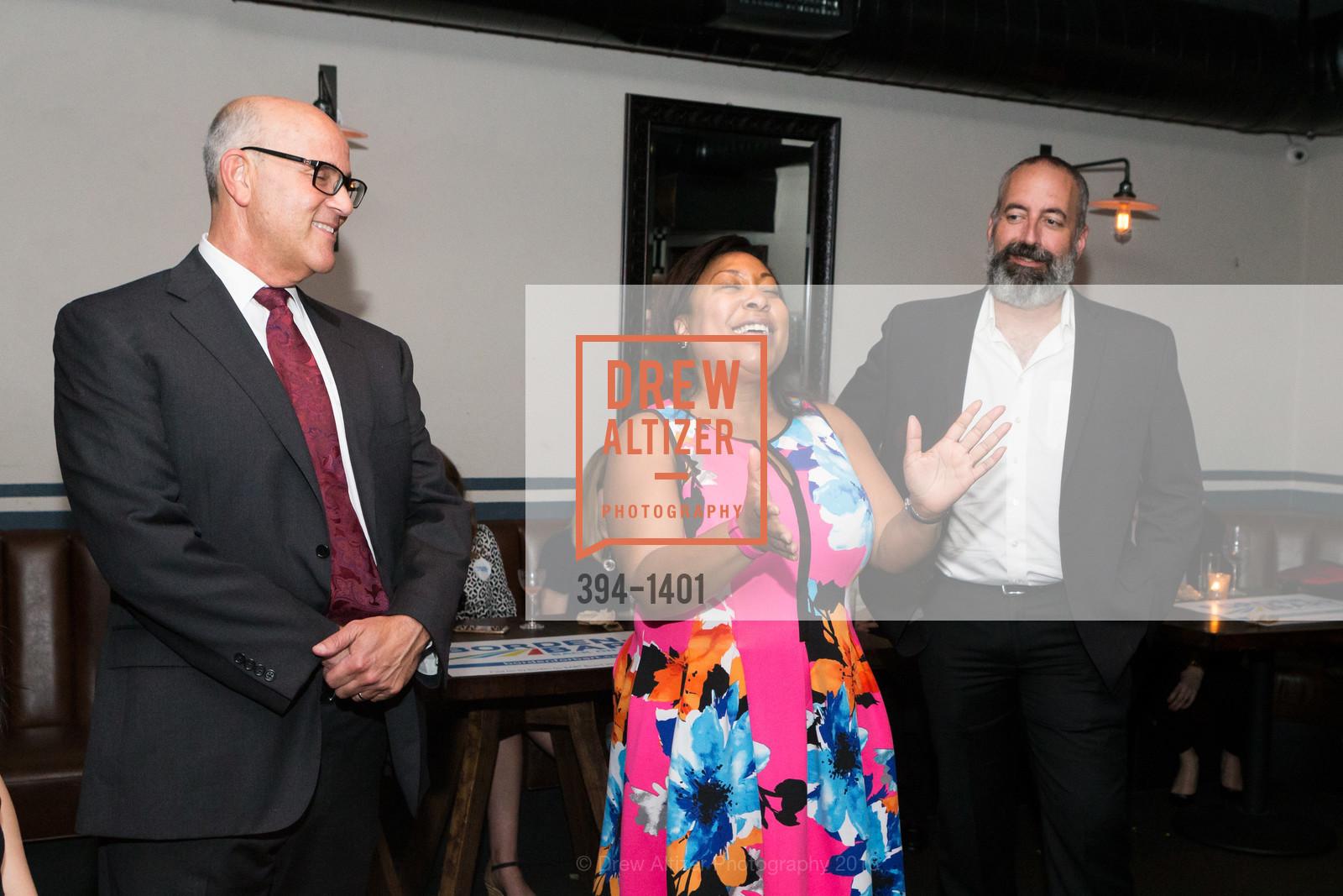 Jim Wunderman, Gwyneth Borden, Tom Radulovich, Photo #394-1401