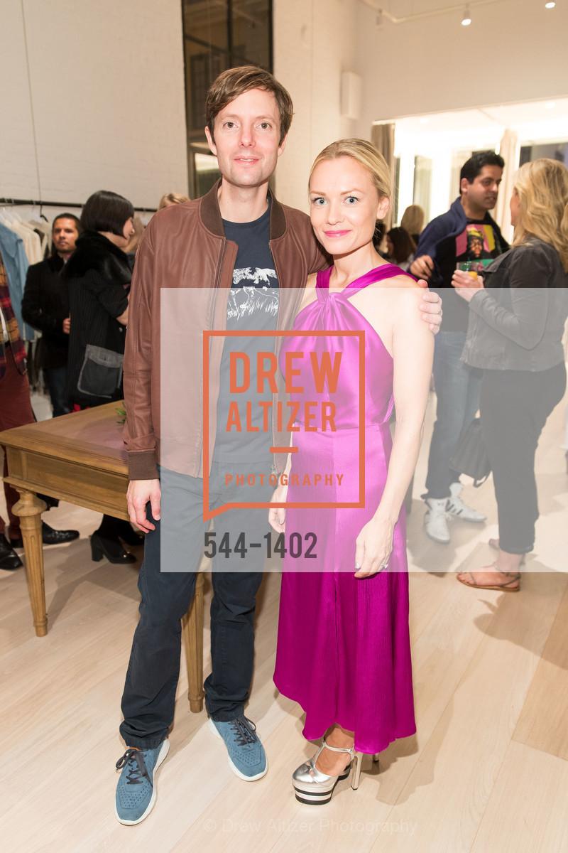 Matt Cohler, Pia Cohler, Photo #544-1402